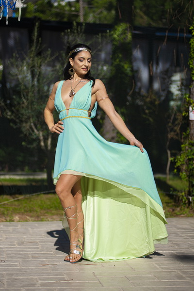 Greece - Andrianna Kagia