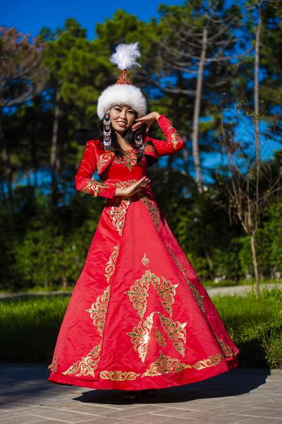 Kazakhstan - Azhar Zhumabekova
