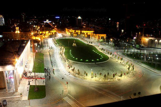 Tirana City Center
