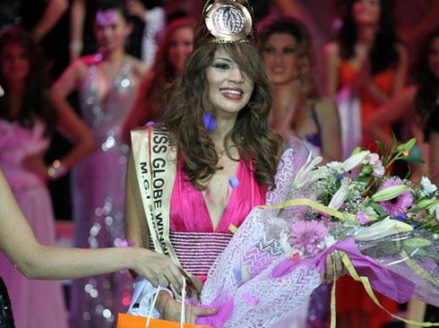Miss Globe Winner 2009