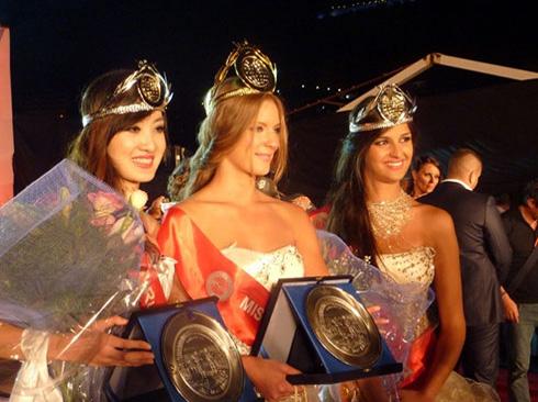 Miss Globe Winner 2010