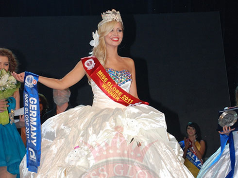 Miss Globe Winner 2011