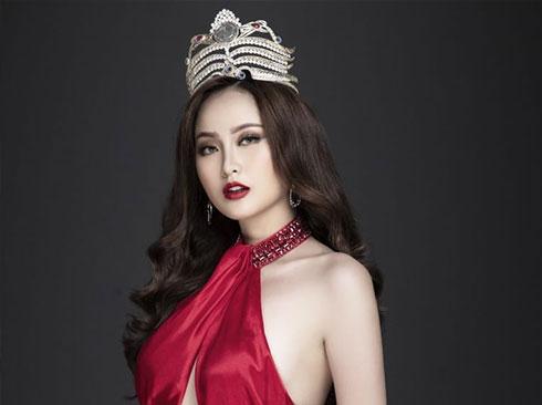 Miss Globe Winner 2016